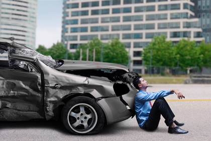 Treating car accident injuries